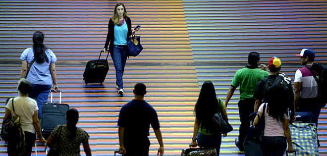 CIDH pide a los países de la región que protejan a inmigrantes venezolanos