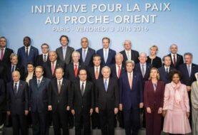 La conferencia de París pide a israelíes y palestinos que retomen el diálogo
