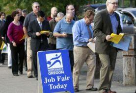 Las solicitudes semanales de subsidio por desempleo en EE.UU. bajan en 28.000