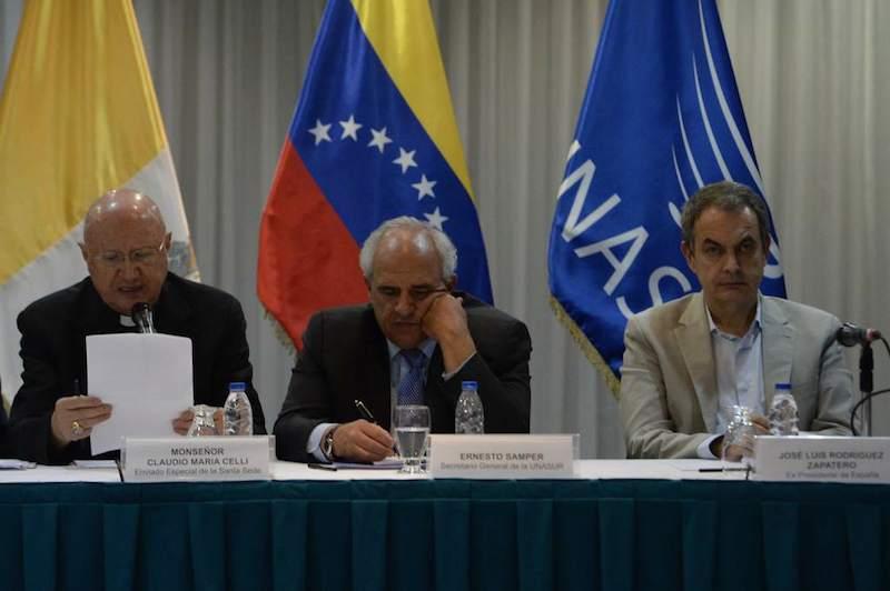 """Vaticano espera que se inicie una """"nueva etapa de diálogo"""" en Venezuela"""