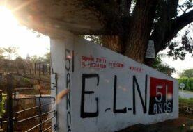 Detienen a jefe del ELN que ordenaba asesinar defensores de DDHH