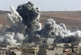 Mueren decenas de combatientes del EI por bombardeos de coalición en Mosul
