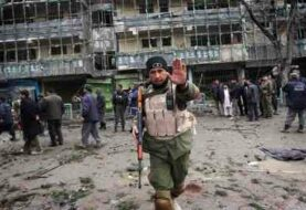 Cientos de manifestantes acusan a Pakistán de mortífero atentado en Kabul