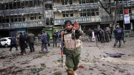 El Pentágono confirmó segundo ataque a aeropuerto de Kabul
