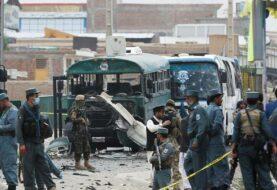 Doble atentado suicida cerca del Parlamento afgano en Kabul