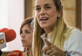 "Lilian Tintori dice a Maduro que ""un verdadero hombre cumple con la palabra"""