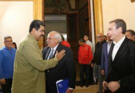 Mediadores presentaron a Maduro propuesta para relanzar diálogo en Venezuela