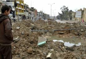 Los bombardeos del EI a varios barrios liberados de Mosul causan 5 muertos