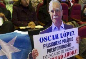 Independistas de Puerto Rico esperan que Obama anuncie libertad a Óscar López