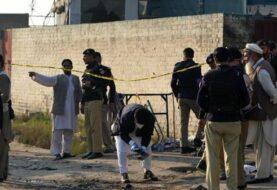 Nueve detenidos por atentado con 24 muertos en un mercado de Pakistán