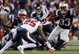 Patriots jugarán final Conferencia Americana y Falcons la Nacional
