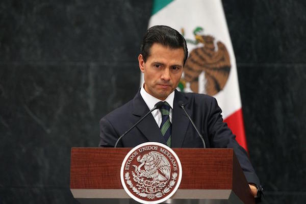 La mayoría de mexicanos respalda la posición de Peña Nieto frente a Trump