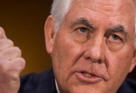 Tillerson revisará pacto colombiano de paz y buscará transición en Venezuela
