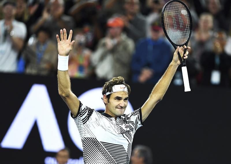 Roger Federer jugará la final en Australia luego de 7 años