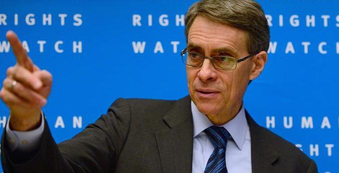 HRW pide coalición de países que defienda DDHH ante la indiferencia de Trump