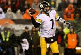 Roethlisberger y los Steelers ganan boleto a la etapa divisional