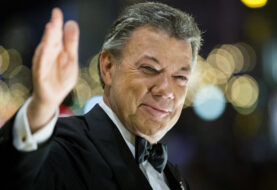 """Presidente Santos afirma que """"Colombia fue el país del año"""" en 2016"""