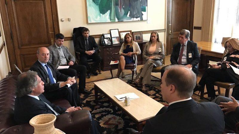 La SIP aborda en OEA y CIDH la libertad de expresión en América