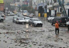 Alerta amarilla en 12 de las 19 provincias de Uruguay por tormentas intensas