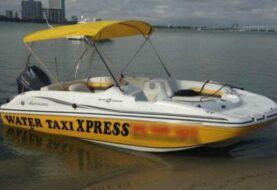 Miami Beach lanza un servicio de taxi acuático como medida alternativa