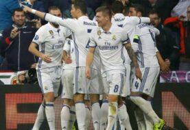 Real Madrid sacó su chapa de campeón y goleó al Nápoles