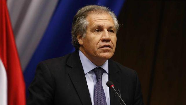 Almagro exige al gobierno venezolano devolución de pasaportes a diputados