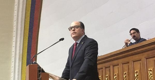 Julio Borges dice que Maduro no dejará que haya más elecciones