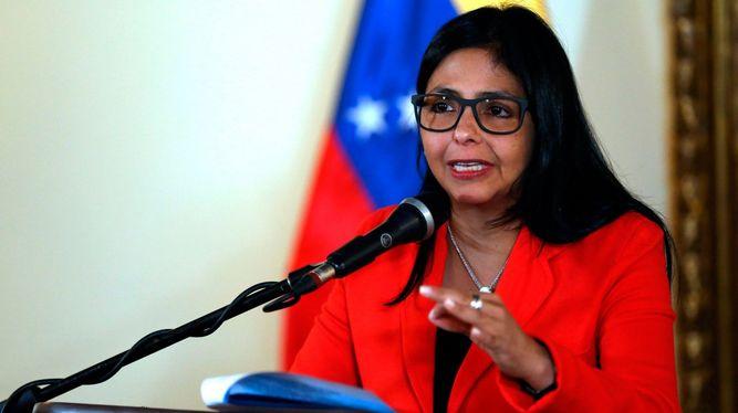 Canciller venezolana considera intromisión de Trump por pedir libertad a López