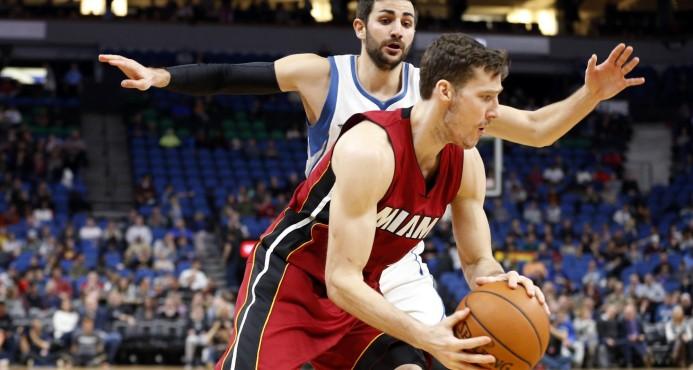 Heat llevan 11 al hilo tras vencer a los Timberwolves