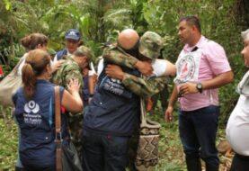 ELN libera soldado que tenía secuestrado un día antes de inicio diálogos paz