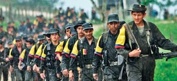 Más de 5.700 guerrilleros de las FARC han acudido ya a las zonas de reunión
