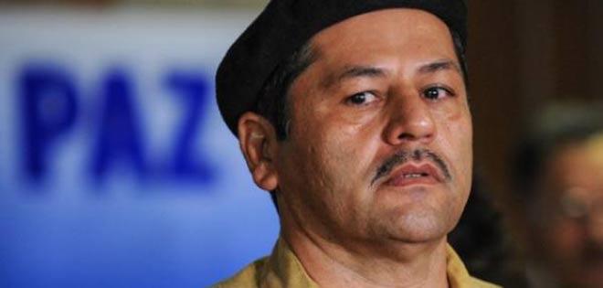 Cabecilla FARC espera EEUU siga apoyando la paz y no los pida en extradición