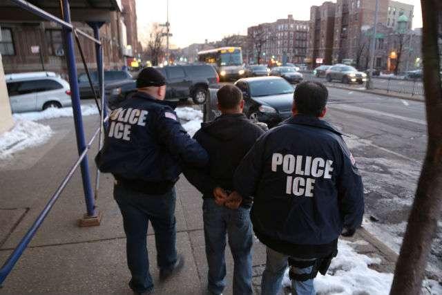 Detenidos en Nueva York casi 40 inmigrantes en las redadas de esta semana