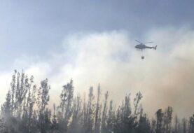 Presidenta Bachelet destina 6,18 millones de dólares para bomberos chilenos