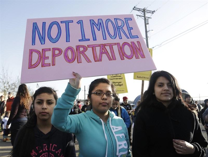 Inmigrantes de EEUU en huelga para demostrar a Trump que son indispensables
