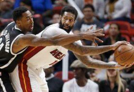 Johnson lleva a los Heat a su 13 triunfo consecutivo