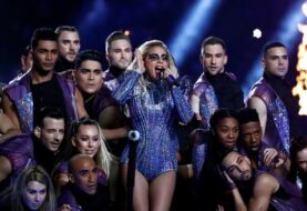 Lady Gaga brilló en el Super Bowl