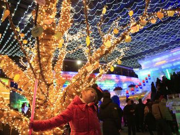 China despide los festejos del Año Nuevo con el Festival de las Linternas