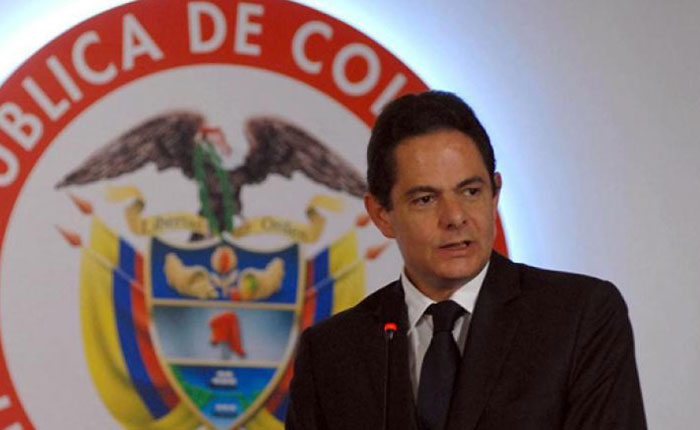 Colombia enviará nota de protesta a Venezuela por insultos al vicepresidente