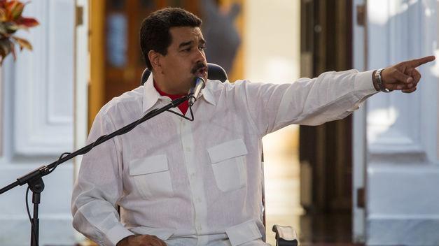 Maduro dice que quiere a la cadena estadounidense CNN fuera de Venezuela
