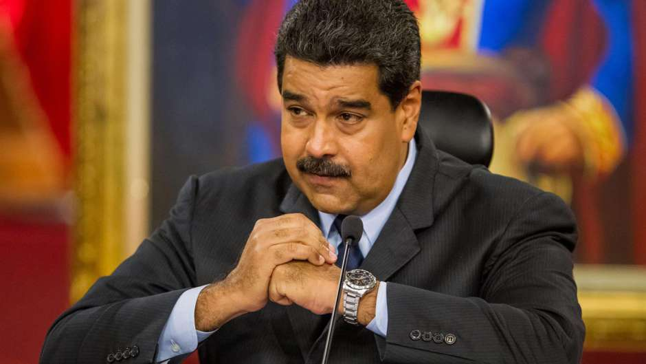 Maduro dice que no quiere pelear con Trump pero responderá ante agresiones