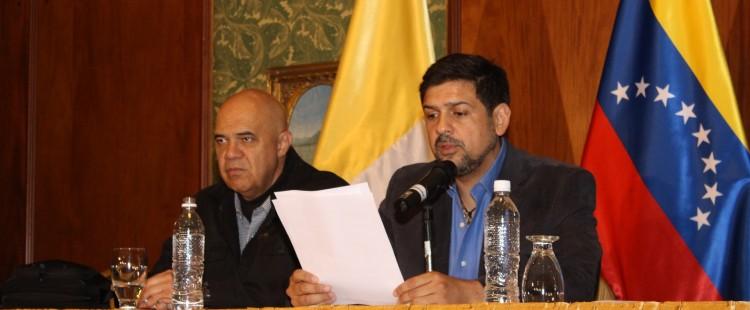 Carlos Ocariz aseguró que la MUD se reestructurará en corto plazo