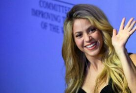 Shakira de cumpleaños