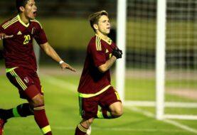 Vinotinto Sub-20 goleó a Uruguay y queda a un paso de ir al Mundial