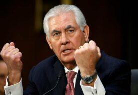 Senado de EEUU confirma a Tillerson como secretario de Estado de Trump