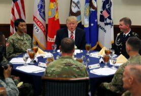 Trump promete acabar con el terrorismo islámico radical y ofrece más recursos