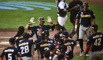 Águilas debutan con triunfo sobre Criollos en Serie del Caribe