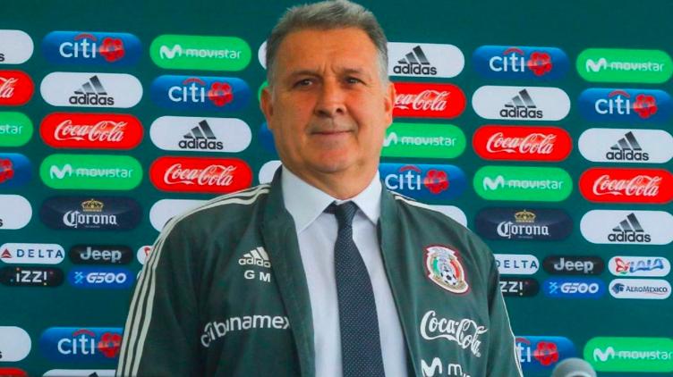 Martino dio la convocatoria del Tri para amistosos con Chile y Paraguay