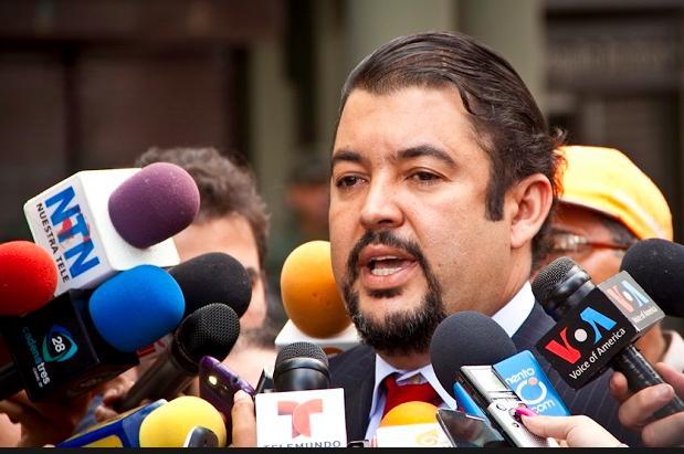 Colaborador de Guaidó es acusado de terrorismo