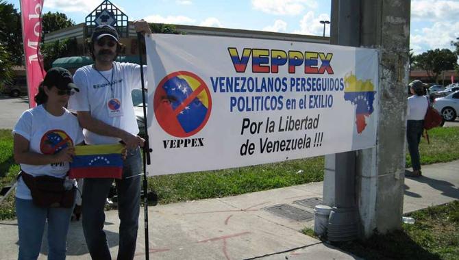 Exilio venezolano pide a Trump apoyo armado tras los vídeos de torturas
